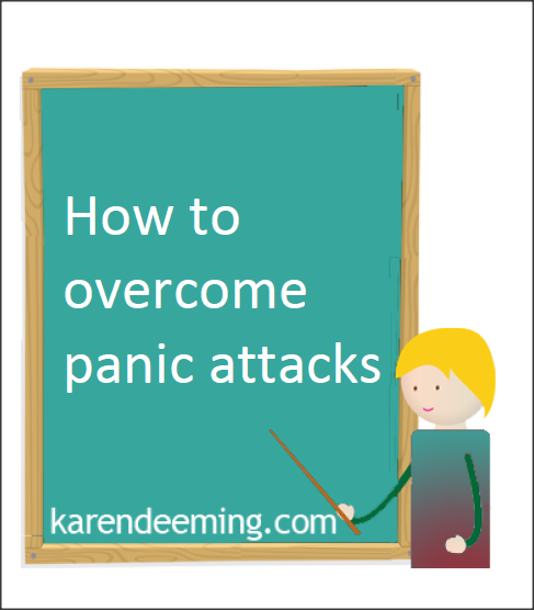 Tips how to overcome panic attacks