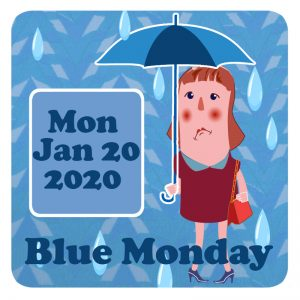 CBT Bristol Blue Monday for anxiety, stress and other issues