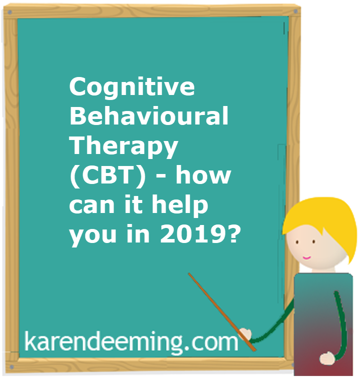 Cognitive Behavioural Therapy (CBT) - how can it help you?