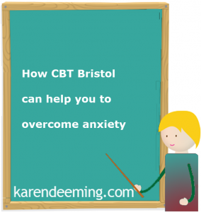 Cognitive Behavioural Therapy (CBT) Bristol for anxiety and stress
