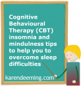 Cognitive Behavioural Therapy (CBT) for anxiety, stress and other issues