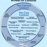 Online counselling and the wheel of control